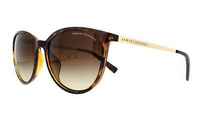 ARMANI EXCHANGE Sunglasses AX4048SF 803713 Tortoise 56MM