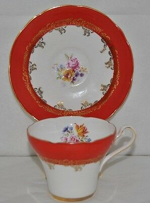 Beautiful Vintage Royal Stafford, Fine Bone China, Tea Cup and Saucer
