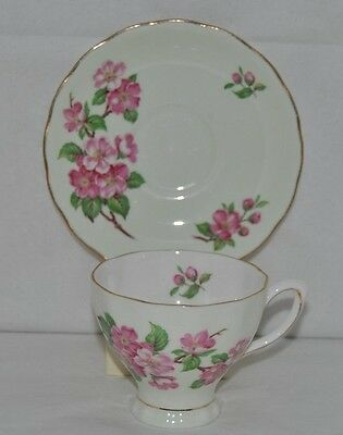 Wonderful Vintage, Colclough, Fine Bone China, Tea Cup and Saucer