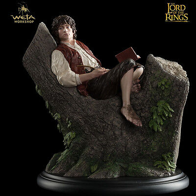 WETA Lord of the Rings Frodo Baggins Miniature Statue Figure SEALED NEW