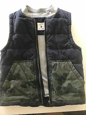 Boys Country Road Vest Size 10