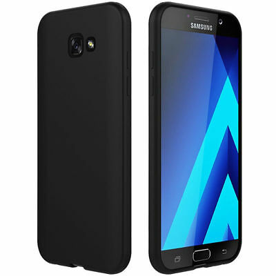 Shockproof Ultra Slim Soft Silicone Case Cover For Samsung Galaxy A3 A5 A7 2017