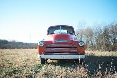 1950 Chevrolet Other Pickups  chevy 3100 truck