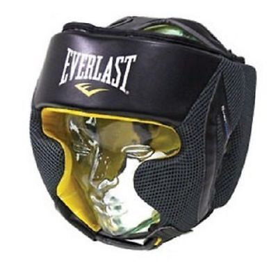Everlast Evercool Headgear Protective Boxing