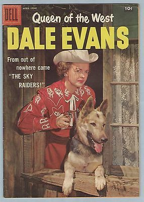 Queen of the West, Dale Evans 15 Jun 1957 FI-VF (7.0)