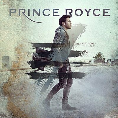 PRINCE ROYCE Five SIGNED Autographed CD Pre-Order!