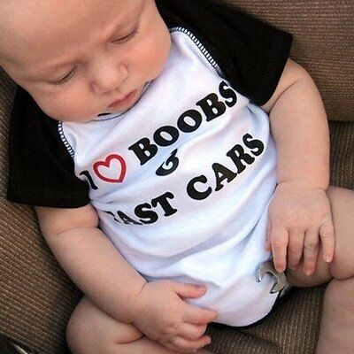 Newborn Toddler Infant Baby Girl Romper Jumpsuit Bodysuit  Boys Outfit Clothes