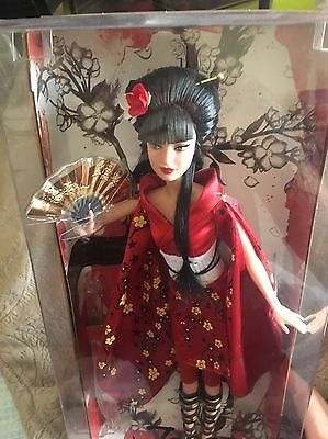 Barbie Collector Pink Label Collection Dolls of the World Barbie Doll - Japan. B
