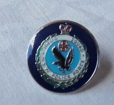 Obsolete Nsw  Police Force Drug Squad Tie Pin Badge