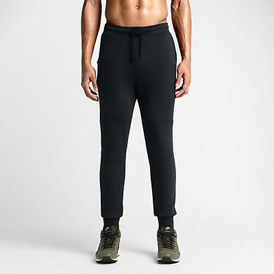 545343-011 New with tag MEN'S NIKE  tech fleece pants black $100