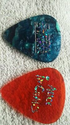 Superstar Alice in Chains Mike Starr guitar pick