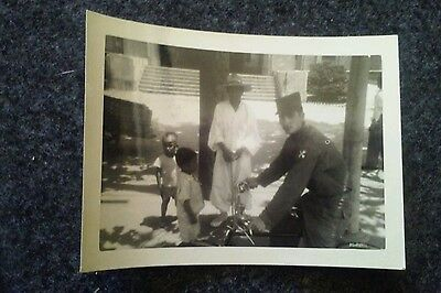 Explorer  Vietnam era photos military black n white collectable picture army