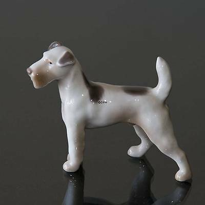 Wire Haired Terrier Collectable Bing & Grondahl Denmark 2072