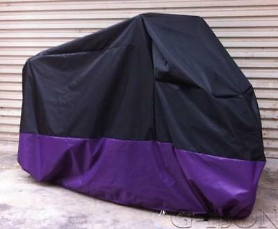 XXL Motorcycle Cover Fit Kawasaki VN Vulcan Classic Nomad Drifter 1500