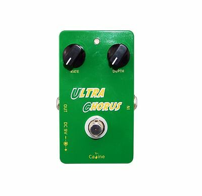 Caline CP-28 Ultra Chorus Effects Pedal ((From UK)