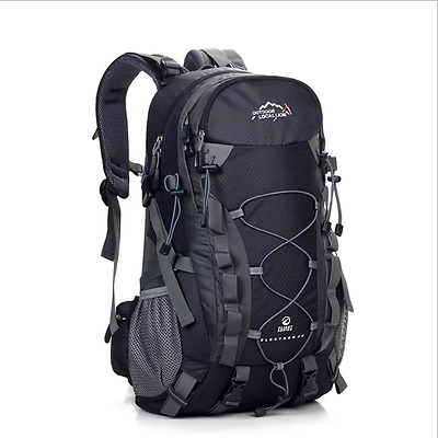 Hiking Mountaineering Camping Travel Backpack Tactical Outdoor Bag