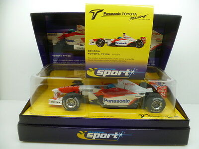 Scalextric C2455A Toyota F1 2002 No24, mint unused, and boxed