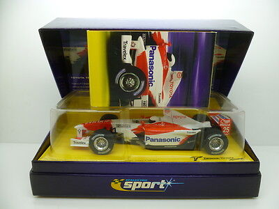 Scalextric C2456A Toyota F1 2002 No25, mint unused, and boxed