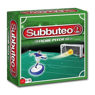 Subbuteo Football Official Pitch Set