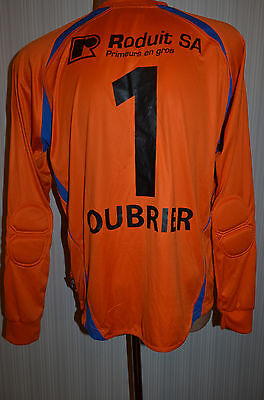 Fc Le Mont Switzerland Match Worn Issue Football Shirt Jersey Feel Free Oubrier