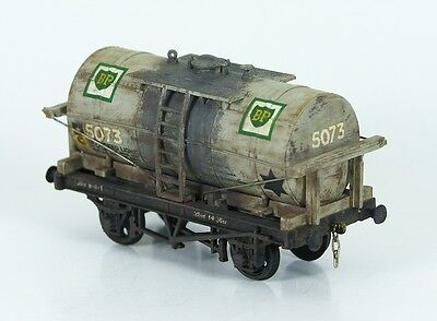 Em/4mm 14ton Private Owners Tank Wagon 'B.P.'