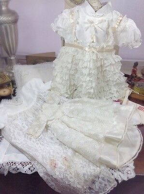 Vintage Doll Clothes Dress Collection