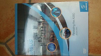Commemorative Airbus A380 DVD - Revealing the A380 -2005