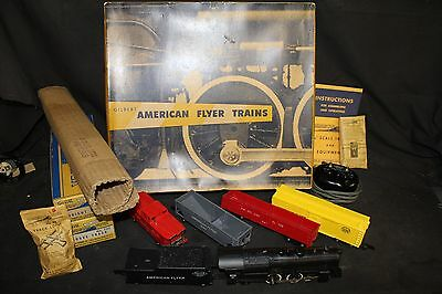 American Flyer (Farm Set) 5001T (Super Condition) With Set Box  All Original