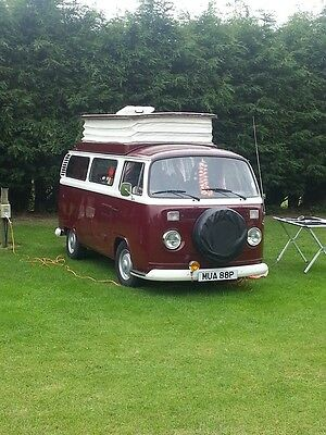 VW T2 Bay Camper Devon Pop Top