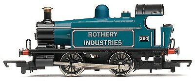 Hornby RailRoad BR 0-4-0 'Rothery Industrial' 101 Class R3359 - FREE SHIPPING