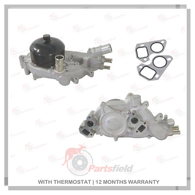 Holden Commodore VT VX VY VZ 5.7L V8 GEN3 Water Pump With Thermostat 99-06