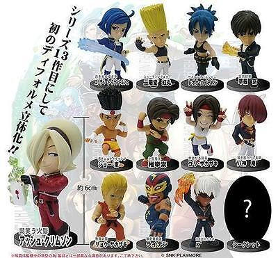 Seven Two SNK 2011 KOF The King of Fighters 13 XIII Collection Figure Set of 12