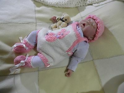 Realistic reborn doll - baby girl - hand made OOAK.
