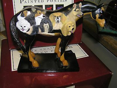 Trail Of Painted Ponies ~Dog & Pony Show