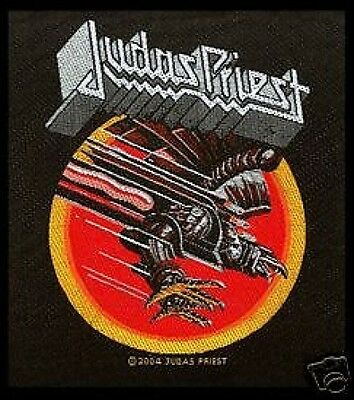 JUDAS PRIEST screaming album 2004 - WOVEN SEW ON PATCH official merchandise