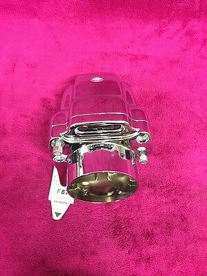 F87 2006 HARLEY SPORTSTER 1200 Custom SPEEDOMETER MOUNT RISERS SPEEDO HOUSING