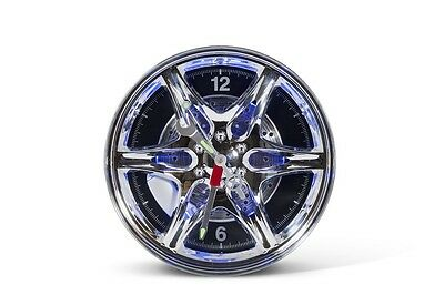 LED Wheel Rim Clock