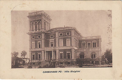 244 - Carbonara Po - Villa Bisighini