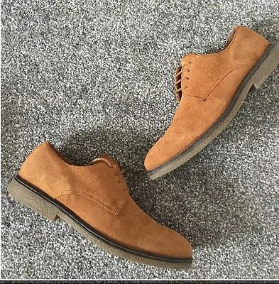 Men's Red Tape Derby Shoes Size 8