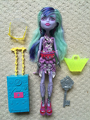 Monster High loose doll: Scare-Mester Twyla