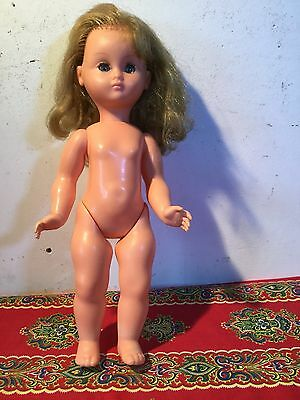 Poupee Ancienne Bella France Doll Puppe