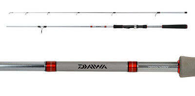CANNA DAIWA PROTEUS SPINNING FRESHWATER mt 2,10 azione 5-15gr