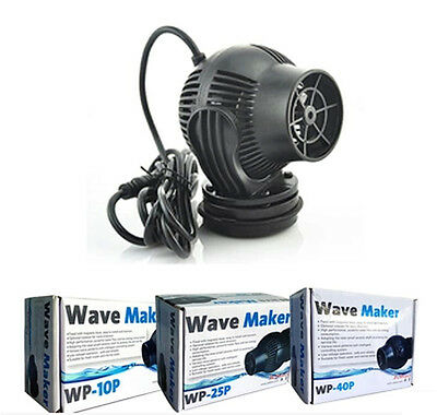 Jebao WP-10P WP-25P WP-40P WP-60P Wave Maker Powerhead Pump No Controller