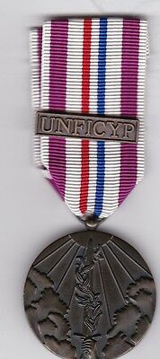 dutch army campaign medal UNFICYP  cyprus  united nations