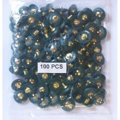 Cricket Spikes Replacement Lightweight Screw In Spikes Pack Of 100