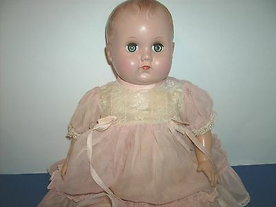 1950s Baby Sue Ma Ma doll American Character Molded head soft body vinyl limbs