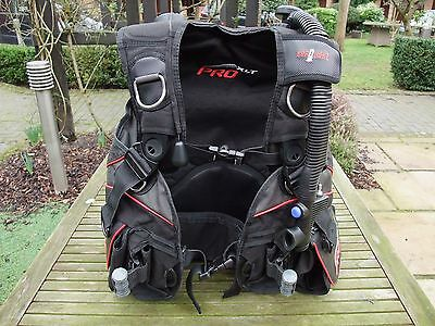 Aqualung SeaQuest Pro XLT BCD medium