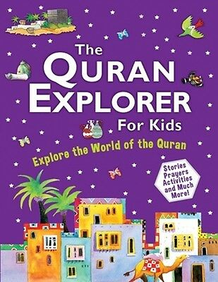 The Quran Explorer for Kids - (HB)