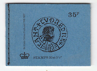 GB Booklet DP 1  Nice Condition