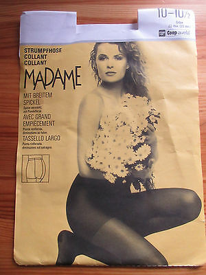 VTG Madame Women's Pantyhose Hosiery Tights Original Wrapping Paper